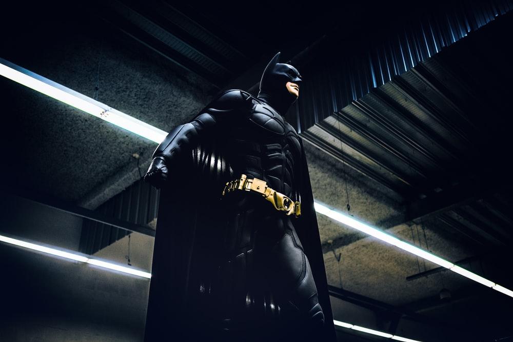 バットマンの車はレベル4